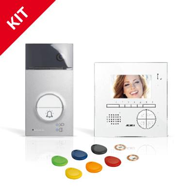 BTICINO_videofoon_kit_kleur_geheugen